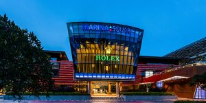 Rolex Opens Largest Singapore Store