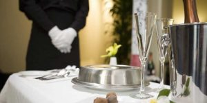The world's costliest room service