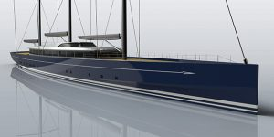 Royal Huisman Schooner: 81 Meter Sailing Yacht Sold to Asian Client