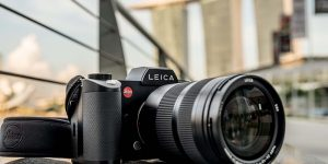 SINGAPORE RENDEZVOUS Welcomes LEICA