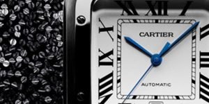 Cartier Partners with DFS to Unveil the New Santos Collection