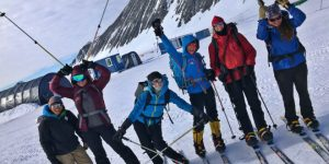 Union Glacier: Scaling Antarctica's Vertical Limits