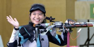 Shooter Martina Veloso wins Singapore's first gold at Commonwealth Games