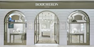 Boucheron Lights Up Second Singapore Store