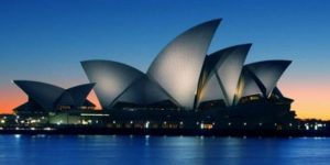 Sydney Opera House undergoes 7-month upgrade
