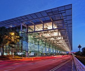Terminal 3 Singapore Changi airport