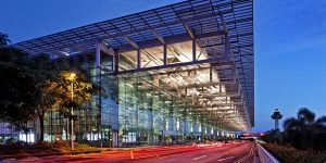The top 10 airports in the world 2014