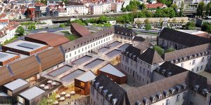 Expansion of International Gastronomy Centre in Dijon, France will include hotel and cooking classes
