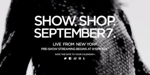 Tom Ford Livestream From New York