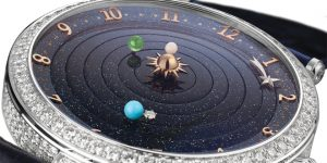 Lady Arpels Planétarium for SIHH 2018