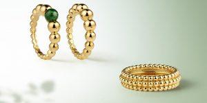 Van Cleef & Arpels Perlée: Emblematic Elegance