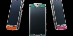 Vertu Constellation Candy series launched
