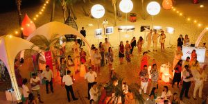 """WOAM """"Sands Of Time"""" charity exhibition and fundraiser at Ola Beach Club"""