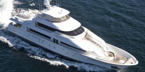 Yacht of Champions: Motor Yacht Sea Bear Westport 130