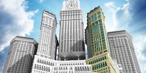Raffles hotel opens in Mecca
