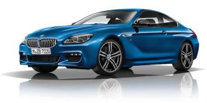 New luxury car model: BMW adds exclusivity to 6 Series with M Sport Limited Edition