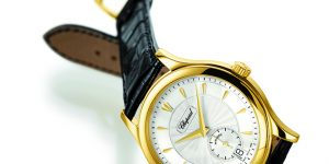 Luxury watchmakers from Switzerland: Interview with Co-President of Chopard, Karl-Friedrich Scheufele, on the essence of watchmaking