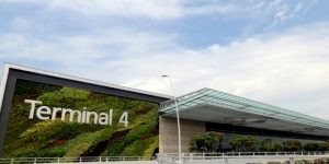 Singapore unveils highly-automated Changi Airport Terminal 4