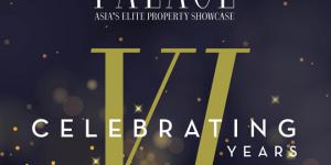 SINGAPORE RENDEZVOUS: Palace Celebrates 6 Years