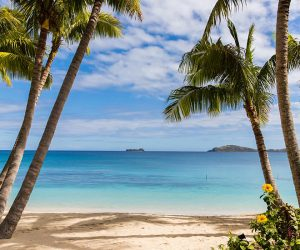 Kokomo Island Resort in Fiji. Image courtesy of the Kokomo Island Fiji Website.
