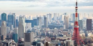 Real estate investment in Tokyo, Japan from Chiyoda to Roppongi