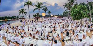 Le Dîner en Blanc Singapore 2017: The elegant picnic returns for its 5th year