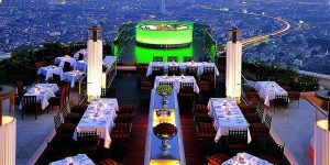 The world's best hotel rooftops