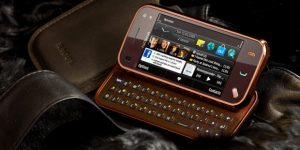 Limited edition Nokia N97 mini RAOUL