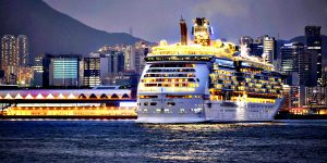 Asian Cruising Sees Double Digit Growth