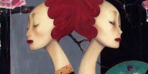 """Exhibitions in Singapore: Miaja Gallery and The Fullerton Hotel Celebrate Women with """"Les Ailes d'une Femme"""""""