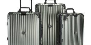 Topas Stealth: Moncler, Rimowa High-Tech Luggage