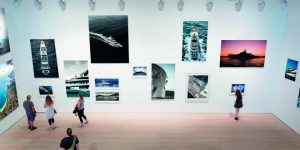 """Art exhibitions in London: Saatchi Gallery to hold """"SuperYacht Gallery"""" in June 2017"""