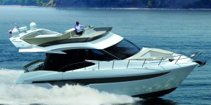 Luxury yachts in Asia: Galeon debuts the 460 Flybridge and 500 Fly in Thailand and Hong Kong