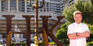 Gordon Ramsay opening Hell's Kitchen inspired restaurant at Caesar's Palace, Las Vegas