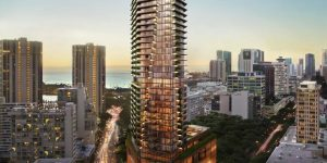 New hotel opening: Mandarin Oriental unveils plans for Mana'olana Place in Honolulu, Hawaii
