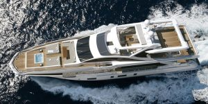 Azimut Grande 35 Metri: New flagship 35-metre superyacht from the 'Grande' collection