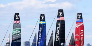 America's Cup 2017 in Bermuda sees world's fastest foilers race in June