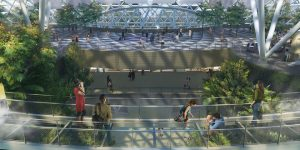 Changi Airport, Singapore named 'World's Best Airport 2017' announces new attraction called Canopy Park