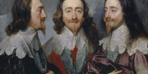 """""""Charles I: King and Collector"""" exhibition by The Royal Academy of Arts, London in 2018"""
