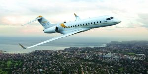 New business jets by Bombardier: The Global 6000 joins the Global Express fleet