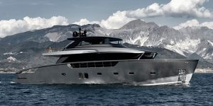 "Sanlorenzo SX88 awarded ""most avant-garde yacht"""