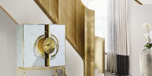 Memoir by interior designer Mafalda Soares: Add gold accents to your home with these luxury furniture