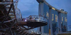 Singapore's $5.94 billion casino opens