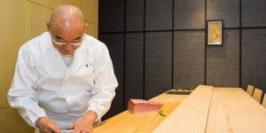 The Araki is London's newest three Michelin-starred restaurant