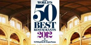 List of World's 50 Best Restaurants 2012